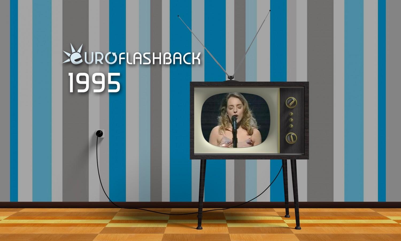 Euroflashback 1995 Cuando Anabel Conde Rozó El Triunfo Con Nocturnidad