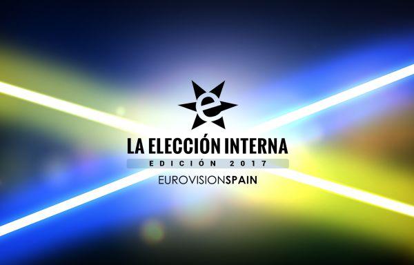 Resultado de imagen de la eleccion interna eurovision spain
